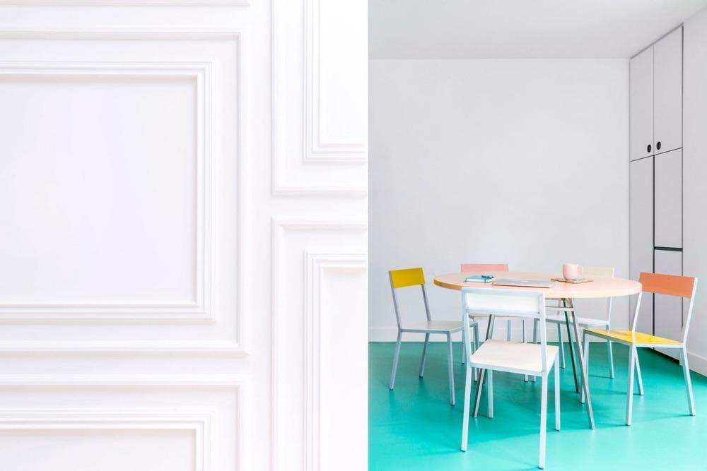 <b>Jarke boje</b> obeležile enterijer belgijske kuće