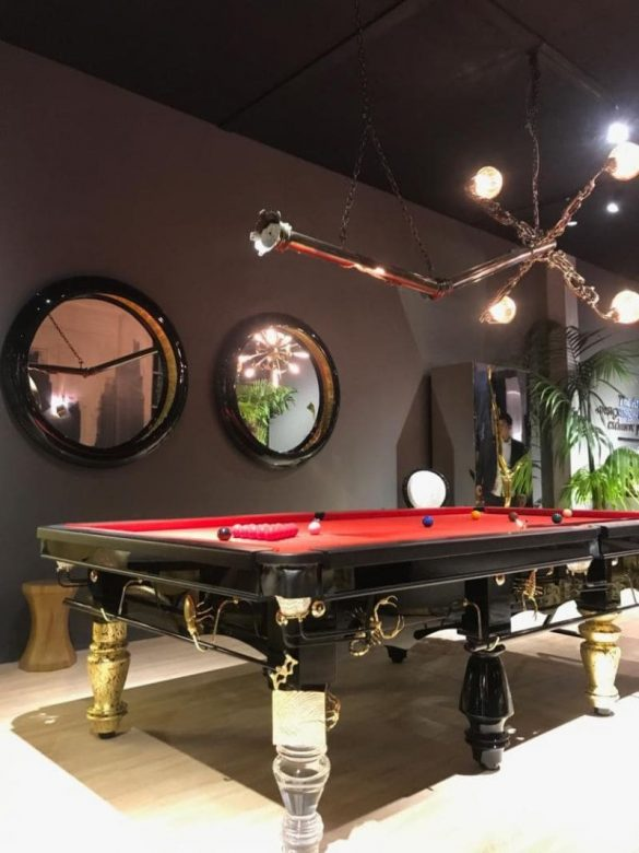 Metamorphosis Snooker Table - Boca do Lobo