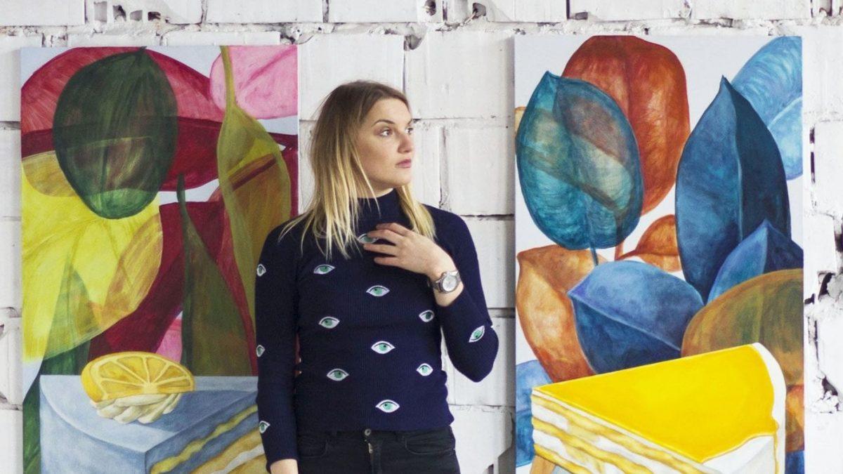 <b>Nina Milivojević</b>: Slika se bira po <b>ličnom senzibilitetu</b>, a ne kao deo enterijera