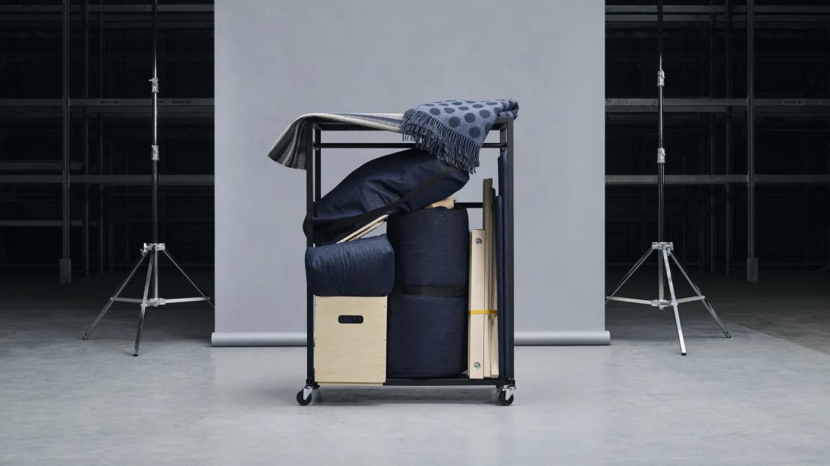 """Ikea predstavila <b>sklopivi nameštaj</b> """"za poneti"""""""