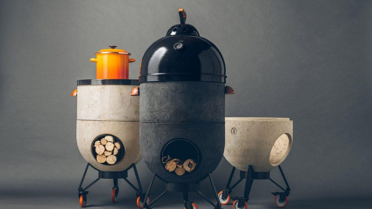 Ova <b>peć vratiće vas u vreme</b> kada je spremanje hrane pored <b>vatre</b> bilo <b>ritual</b>