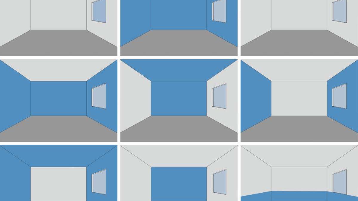 Kako <b>boje</b> mogu <b>promeniti percepciju</b> enterijera