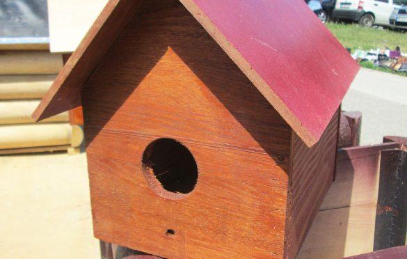 Kućica za ptice 600 dinara