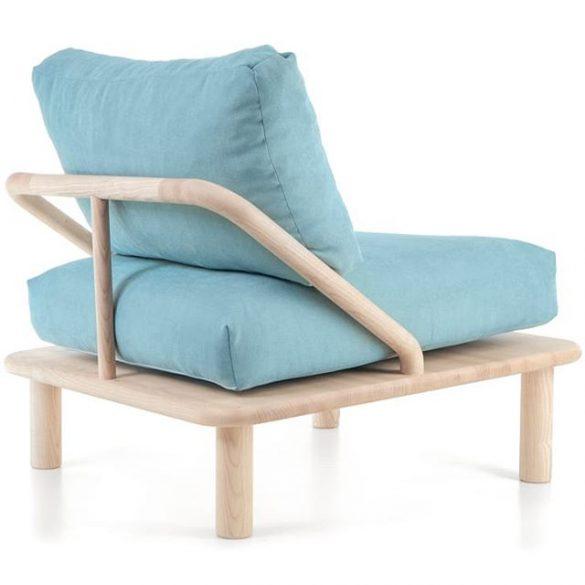 Fotelja Nordic, Floem