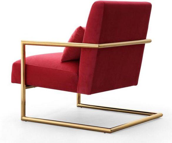 Fotelja Elena, Stil dekor