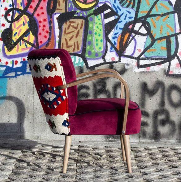 Fotelja nepoznatog imena, Minoo Design