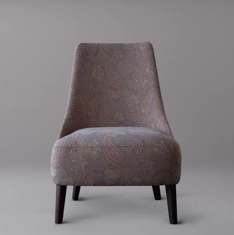 Fotelja Regency, Promenada