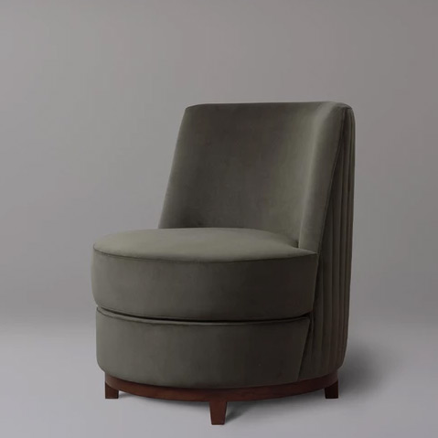 Fotelja Trebeca, Promenada