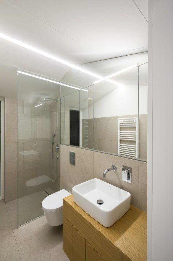 Projekat renoviranja stana na Senjaku, novoprojektovano resenje.